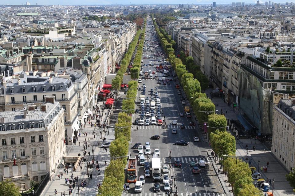 C'est parti pour une balade dans les meilleurs quartiers de Paris