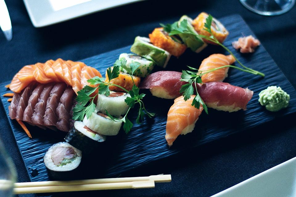 Rendez-vous au Japon, le pays des samouraïs et des sushis